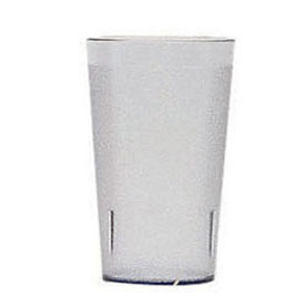 Cambro 950P152 - Tumbler, Colorware, 9.5 Oz., 72 Qty.,  Clear - Pkg Qty 72