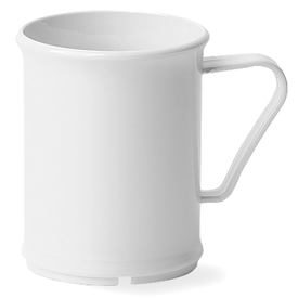 Cambro 96CW148 Cup Mug, White Package Count 48 by