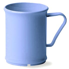 Cambro 96CW401 Cup Mug, Slate Blue Package Count 48 by