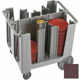Cambro ADCS131 Dish Caddy, Adjustable, Dark Brown by