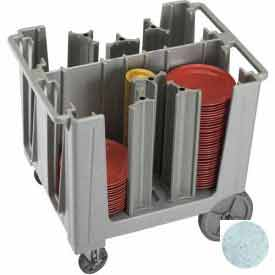 Cambro ADCS480 Adjustable Dish Caddy, Speckled Gray by