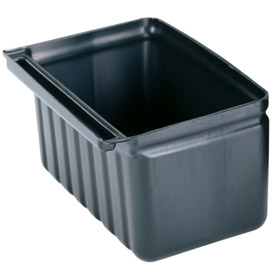 Cambro BC331KDSH110 Bus Cart Silverware Holder, 2.5 Gal, For Utility Carts by