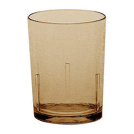 Cambro D14609 - Tumbler Delmar, 14 Oz., Light Amber - Pkg Qty 36