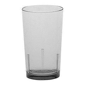 Cambro D8152 Tumbler Delmar, 8 Oz., Clear Package Count 36 by