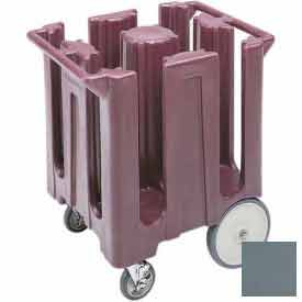 """Click here to buy Cambro DC825401 Dish Cart Maximum Dish Size 8-1/4"""" Slate Blue."""