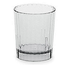 Cambro HT12CW135 Tumbler Ht 12 Oz., Clear Package Count 36 by