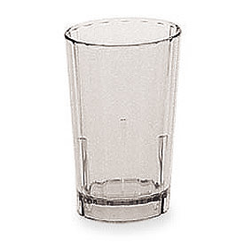Cambro HT8CW135 Tumbler Huntington, 8 Oz., Clear Package Count 36 by