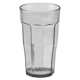 Cambro LT6152 Tumbler, Laguna, 6 Oz., Clear Package Count 36 by