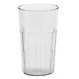 Cambro NT14152 Tumbler, Newport, 14 Oz., Clear Package Count 36 by