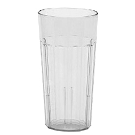 Cambro NT20152 Tumbler, Newport, 22 Oz., Clear Package Count 36 by