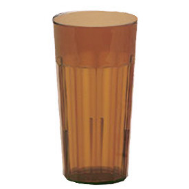Cambro NT20153 Tumbler, Newport, 22 Oz., Amber Package Count 36 by
