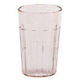 Cambro NT5152 Tumbler, Newport, 6 Oz., Clear Package Count 36 by