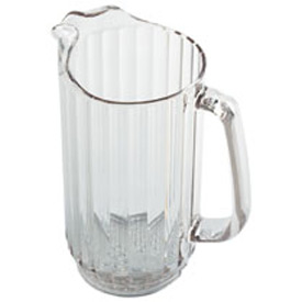 Cambro P320CW135 - Pitcher 32 Oz., Clear - Pkg Qty 6
