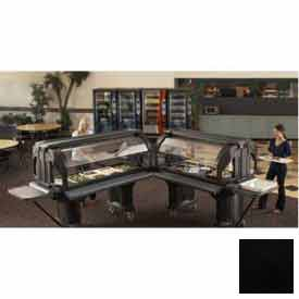 Cambro VCSCNL110 - Connector, connects Versa Cart to Low Height Versa Food bar/Work Table, Black