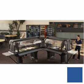 Cambro VCSCNL186 - Connector, Connects Versa Cart to Low Height Versa Food Bar, Navy Blue
