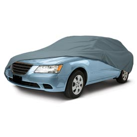 Classic Accessories Overdrive Polypro 3 Car Cover - Compact - 10-016-241001-00