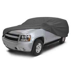 Classic Accessories Overdrive Polypro 1 SUV / Pickup Cover - Full Size - 10-017-241001-00