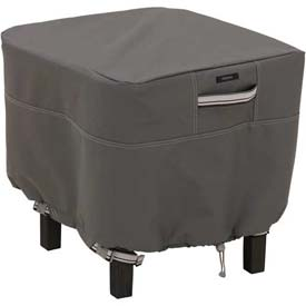 Classic Accessories Ottoman/Side Table Cover Ravenna Series, Rectangle, Small - 55-168-025101-EC