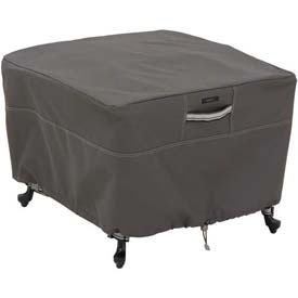 Classic Accessories Ottoman/Side Table Cover Ravenna Series, Rectangle, Large - 55-169-045101-EC
