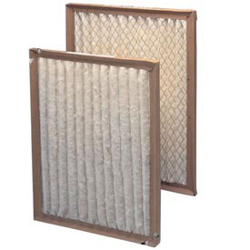 "Purolator® 5256602075 Monobond Pleated Filter 20""W x 25""H x 1""D - Pkg Qty 12"