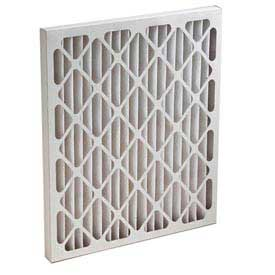 "Purolator® 5257509833 Antimicrobial Pleated Filter 18""W x 24""H x 4""D - Pkg Qty 6"