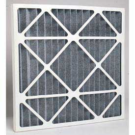 "Purolator® 5262884641 Carbon Pleated Filter 12""W x 24""H x 4""D - Pkg Qty 12"