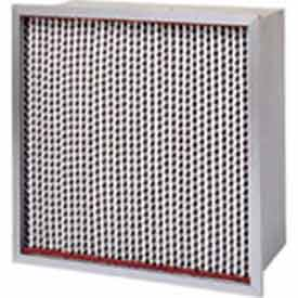 "Purolator® 5360653872 Extended Surface Cartridge Filter Serva-Cell 20""W x 25""H x 6""D - Pkg Qty 2"