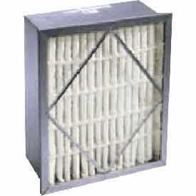 "Purolator® 5360725872 Extended Surface Cartridge Filter Aero-Cell 12""W x 24""H x 12""D - Pkg Qty 2"