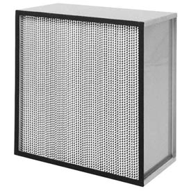 "Purolator® 5455441372 Particle Board Ultra-Cell Filter 18""W x 24""H x 12""D"