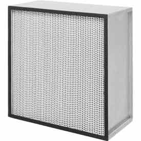 "Purolator® 5455449442 Hepa Filters Ultra-Cell 12""W x 23""H x 11""D"
