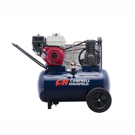 Campbell Hausfeld Portable Air Compressor VT6171, 5.5HP, 20 Gal by