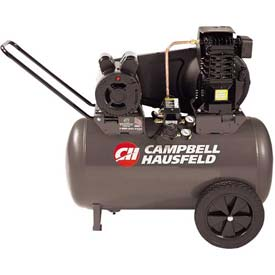 Campbell Hausfeld Portable Air Compressor VT6183, 120V, 2HP, 20 Gal by