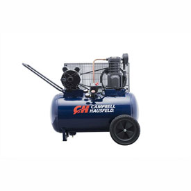 Campbell Hausfeld Portable Air Compressor VT6290, 120V, 2HP, 20 Gal by