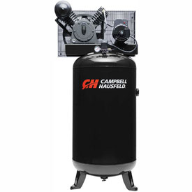 Campbell Hausfeld CE3000 Two-Stage Electric Air Compressor 80 Gal 14CFM 5.5HP 208-230V 1PH by