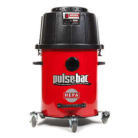 Pulse-Bac 1050H 20 Gal. HEPA Vacuum with Auto Filter Clean
