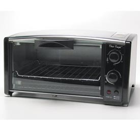 "Classic Coffee Connections OV202 Toaster Oven, 10"" x 15"" x 7.5"" by"