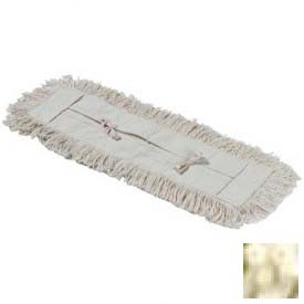 """Flo-Pac Dust Mop 48"""" X 5"""" Natural Package Count 12 by"""
