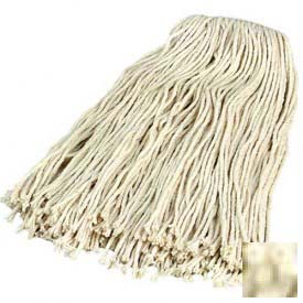 Flo-Pac #16 Small Mop Head Natural Package Count 12 by