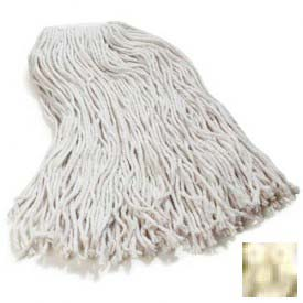 Flo-Pac #32 X-Large Mop Head Natural Package Count 12 by