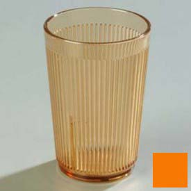 Carlisle 401213 Crystalon Stack-All SAN Tumbler, 12.3 Oz., Amber by