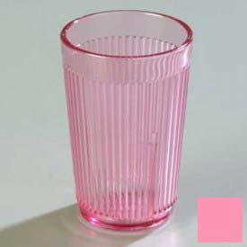 Carlisle 402055 Crystalon Stack-All SAN Tumbler, 20.7 Oz., Rose by