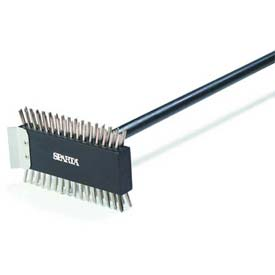 "Carlisle 4029000 Broiler Master W/ Stainless Steel Bristles 3-1/2"" Package Count 6 by"