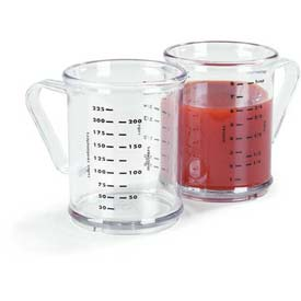Carlisle 431507 Measuring Cup, Clear Package Count 6 by