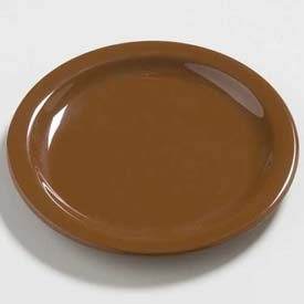 "Carlisle 4385443 Daytona Salad Plate 7-1/4"", Toffee Package Count 48 by"