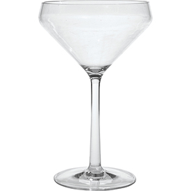 Carlisle 4950107 Astaire Stemware Martini Glass 11 oz Clear Package Count 12 by