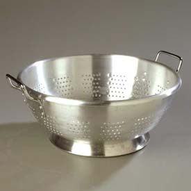 Click here to buy Carlisle 60280 Standard Weight Colander 16 Qt. Package Count 6.