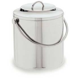 Click here to buy Carlisle 609193 Double Wall Ice Bucket 3.5 Qt.