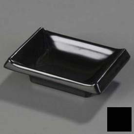 Carlisle 086403 Japanese Style Ramekin, 2 Oz., Black by