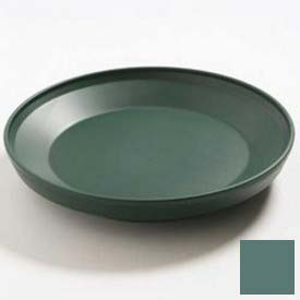 """Dinex DX107708 insulated-Base For Insulated Domes, 9-1/2"""" D, 12/Cs, Forest Green by"""