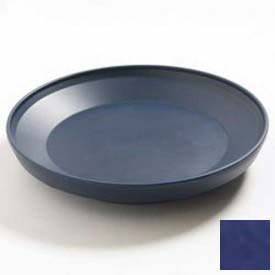 """Dinex DX107750 insulated-Base For Insulated Domes, 9-1/2"""" D, 12/Cs, Dark Blue by"""